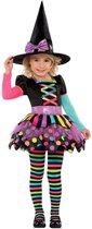 Children s Costume Miss Matched Witch 3 - 4 Years