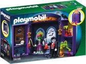 Playmobil Action: Speelbox Spookhuis (5638)