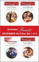 Harlequin Presents - December 2019 - Box Set 1 of 2