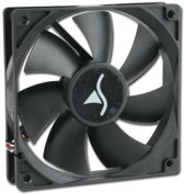 Sharkoon System Fan S60  (Retail, 3-pins, Midrange)