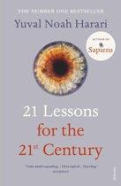 Boek cover 21 Lessons for the 21st Century van Yuval Noah Harari (Paperback)