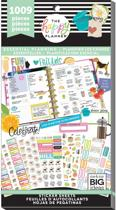 Me and My Big Idea's - Happy Planner Sticker Value Pack - Planner Essentials - 1009 Pieces