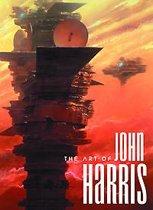 Boek cover The Art of John Harris van John Harris