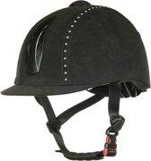 Cap -Diamond- zwart 52-54 cm