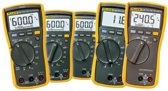 FLUKE multimeter 117, Digitale aanduiding