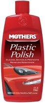 Mothers Wax Plastic Polish - 236ml