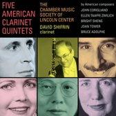 American Clarinet Quintets