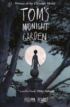 Boek cover Toms Midnight Garden van Philippa Pearce