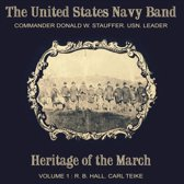Heritage of the March, Vol. 1: Robert Browne Hall and Carl Teike