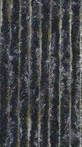 Vliegengordijnenexpert - Kattenstaart - 100x230 cm - Zwart