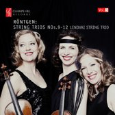 Rontgen: String Trios Nos. 9-12