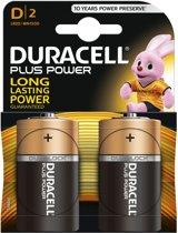 Duracell v Plus Power Duralock D LR/ MN
