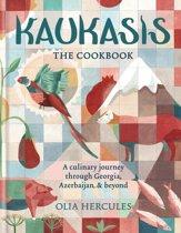 Boek cover Kaukasis The Cookbook van Olia Hercules