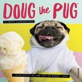 Doug the Pug Kalender 2020 Mini