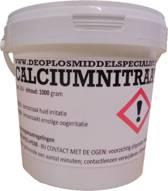 Calciumnitraat 1000gr (kalksalpeter, noorse kalk, calcinit)