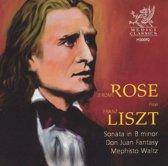 Jerome Rose Plays Franz Liszt