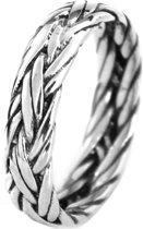Gevlochten Ring - Thais Sterling Zilver - Zilveren Ring
