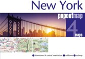 PopOut Map New York