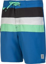DOLLARS JR Jongens Beachshort - Medium Blue - Maat 140