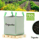 Organifer Tuin Booster Mestkorrels 3in1 (Bigbag 500Kg)