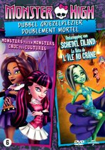 Monster High Box: Monsters Tegen Monsters / Ontsnapping Van Schedel Eiland