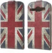 UK Vlag  Flip case hoesje Huawei Ascend G525