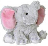 Olifant - Elephant warmtekussen Kleur: grijs