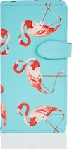Shagwear Trendy & Funky Vrouwen Portemonnee - Flamingo's (0337SZ)