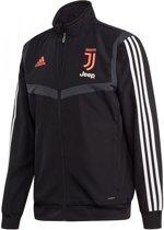 adidas Juventus Trainingsjack 2019/2020 Heren - Zwart - Maat XL