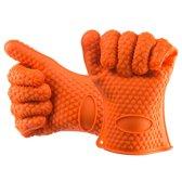 BBQ Silicone Handschoenen – Hittebestendige Barbecue Ovenhandschoenen