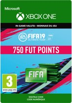 FIFA 19: Ultimate Team -  750 Points - Xbox One