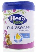 Hero Baby 2 Nutrasense Standaard 6-12 Maanden