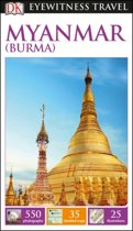 DK Eyewitness Myanmar (Burma) Travel Guide