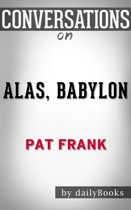 Conversations on Alas, Babylon: by Pat Frank