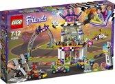 LEGO Friends Kart De Grote Racedag - 41352