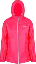 Regatta - Pack-It Regenjack - Dames - Maat 40  - Rood