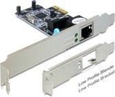 DeLOCK 89156 netwerkkaart & -adapter Intern 1000 Mbit/s