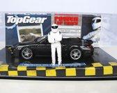 """""""Minichamps 1:43 Porsche 911 (997 mkII) Turbo Cabriolet - 2009, Speciale uitvoering """"""""Top Gear Power Laps"""""""" met figuur van de """"""""Stig"""""""""""""""