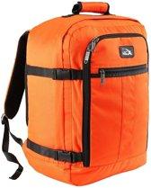 CabinMax Metz – Handbagage - Rugzak 30l– Schooltas - 45x35x20cm – Lichtgewicht – Oranje (MZ 300)