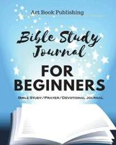Bible Study Journal for Beginners