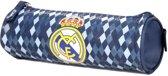 Real Madrid Etui - Pennenzak Rond - 22 cm - Depuis 1902