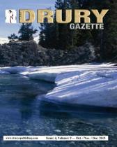 The Drury Gazette Issue 4 Volume 9