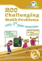 200 Challenging Math Problems Every 3rd Grader Should Know