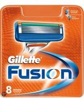 Gillette Fusion Manual - 10 stuks - Scheermesjes