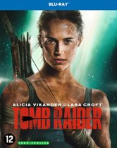 DVD cover van Tomb Raider (Blu-ray)