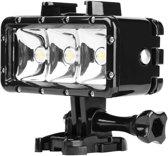 Shop4 - GoPro HERO7 Accessoires Duiklicht - Waterdicht Zwart