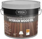WOCA Exterior Oil NATUREL - 2,5 liter