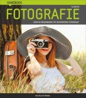 Omslag van 'Bewuster en beter - Handboek fotografie'