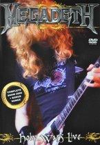 Megadeth - Holy Wars Live (dvd)