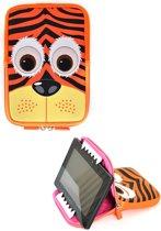 TabZoo Tablet sleeve kids 7-8 Tijger